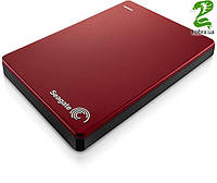 "HDD ext 2.5"" USB 1.0Tb Seagate Backup Plus Portable Red (STDR1000203)"