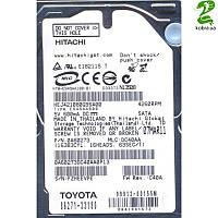 "HDD 2.5"" PATA   80GB Hitachi (HEJ421080G9AT00)"