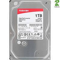 HDD SATA 1.0TB Toshiba P300 7200rpm 64MB (HDWD110UZSVA)