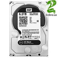 HDD SATA 6.0TB WD Black 7200rpm 128MB (WD6001FZWX)