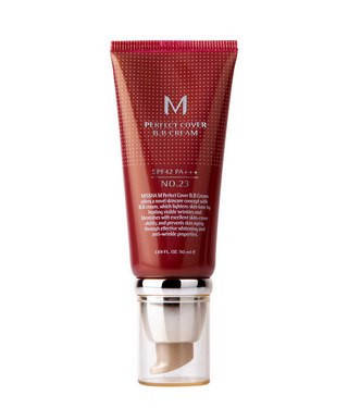 ББ крем Missha M Perfect Cover BB Cream 42 SPF/PA+++ 50 мл 21 тон, 50 мл, фото 2