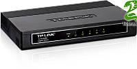 Коммутатор TP-Link TL-SG1005D  (5х10/100/1000 Мбит, настольный)