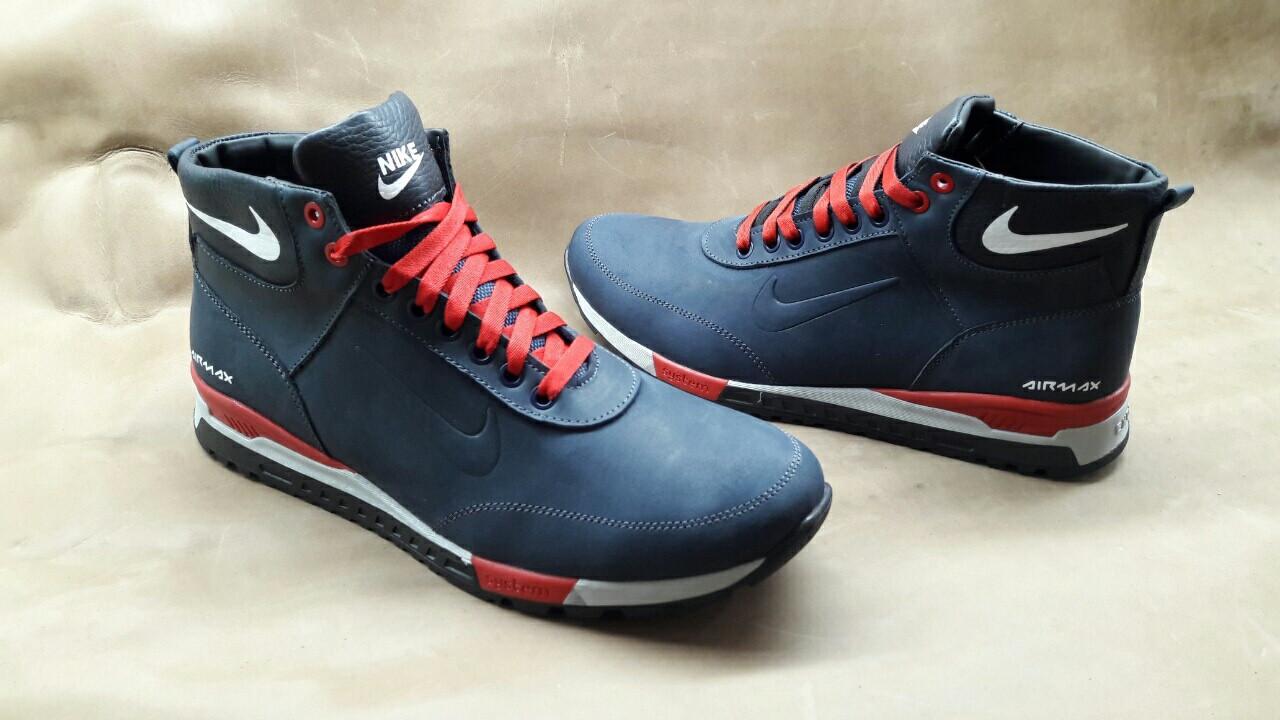 742addf16 Качественные мужские кожаные ботинки Nike от производителя оптовая цена  только 3 дня!!!! , цена 1 060 грн., купить в Харькове — Prom.ua  (ID#383421728)