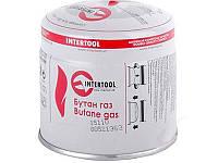Intertool GB-0050 сменный газовый баллончик к пропановым горелкам