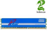 DDR3 4GB/1600 GOODRAM Play Blue (GYB1600D364L9S/4G)