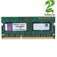 SO-DIMM 4GB/1333 DDR3 Kingston ValueRAM (KVR13S9S8/4)