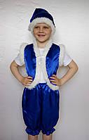 Новогодний карнавальный костюм гномик