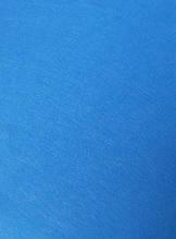 Фетр листовой (вискоза) 20х30 см, Голубой средний, 150 г, Heyda