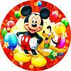 Микки Маус 41 Вафельная картинка