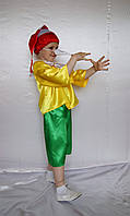 Новогодний карнавальный костюм буратино