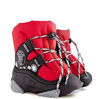 Дутики  Демар SNOW RIDE (красные)