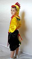 Новогодний карнавальный костюм петушок