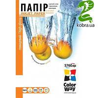 Фотобумага CW глянцевая 230g/m2, 10х15, 20л, картонная упаковка (PG2300204R)