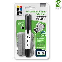 Чист. CW (CW-6212) карандаш, жидк. для чистки оптики