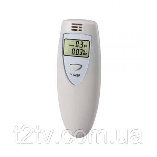 Карманный цифровой алкотестер с LCD Digital Breath
