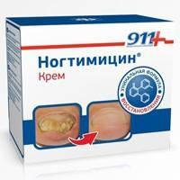 911 Ногтимицин крем д/ ногтей 30мл