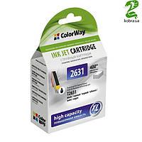 Картридж CW (CW-EPT2631) Epson XP600/605/700 Photo Black (аналог 26XL)