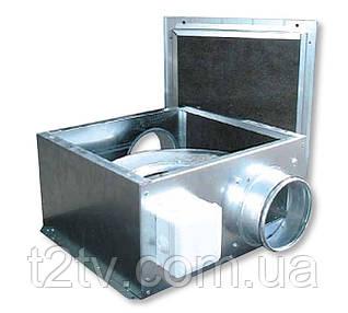 Центробежный вентилятор в шумоизолированном корпусе с загнутыми вперед лопатками Soler & Palau CAB-PLUS 160 *