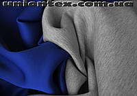 Неопрен двусторонний электро- синий +меланж
