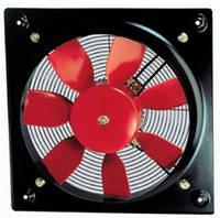 Осевой вентилятор с монтажной пластиной Soler&Palau HCBB/4-450/H- *230V 50*