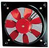 Осевой вентилятор с монтажной пластиной Soler&Palau HCBT/8-630/H- *400V 50*