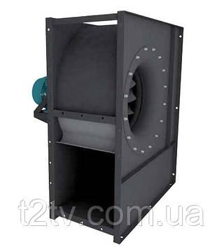 Центробежный вентилятор с загнутыми назад лопатками (t  до +80°C , для  дымоудаления  +600°C/2 часа) Soler & Palau CRRT/6-712 LG270 3KW R7012
