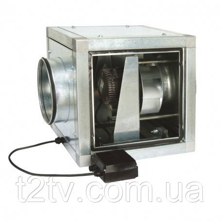 Центробежный вентилятор в шумоизолированном корпусе с загнутыми назад  лопатками Soler & Palau CVAB/4-5600/400 *230V 50* VE