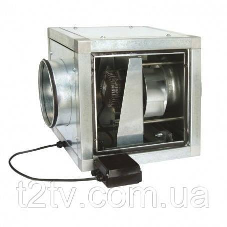Центробежный вентилятор в шумоизолированном корпусе с загнутыми назад  лопатками Soler & Palau CVAT/4 2600/355 *400V* 50Hz VE