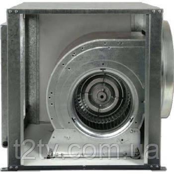 Центробежный вентилятор в шумоизолированном корпусе с загнутыми вперед лопатками Soler & Palau CVB/4-270/270 N T 0,55KW *220V 50* VE