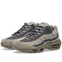 Оригинальные  кроссовки Nike Air Max 95 Essential Light Taupe & Dark Grey
