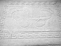 Махровый коврик для ног. 650 гр./м2.