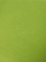 Фетр листовой (вискоза) 20х30 см, Зеленый светлый, 150 г, Heyda