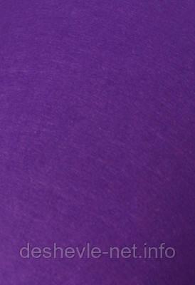 Фетр листковий (віскоза) 20х30 см, Фіолетовий, 150г, Heyda, фото 2