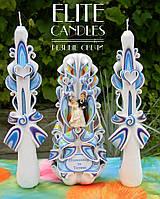 Весільні свічки іменні
