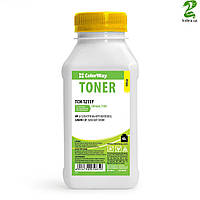 Тонер CW (TCH-1215Y) HP CLJ CP1215/1515 Yellow 45г