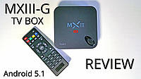 Смарт ТВ приставка Beelink MXIII Mini 2