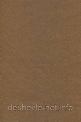 Фетр листковий (віскоза) 20х30 см, Коричневий світлий, 150 г/м2, Knorr Prandell, 550, фото 2