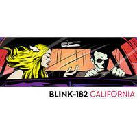 CD 'Blink-182 -2016- California'