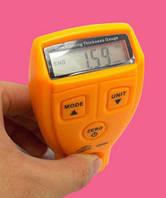 Толщиномер, измеритель толщины краски, измеритель лакокрасочного покрытия, измеритель ЛКП