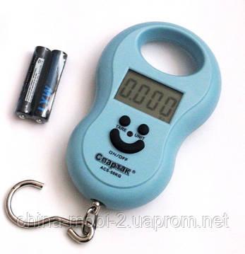 Электронный кантер Спартак ACS-168, до 50 кг, фото 2