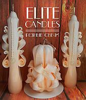"""Венчальные наборы """"Семейный очаг"""" №1040 от мастерской ELITE CANDLES"""
