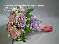 """Ручной букет из конфет""""Прованс""""№9, фото 1"""