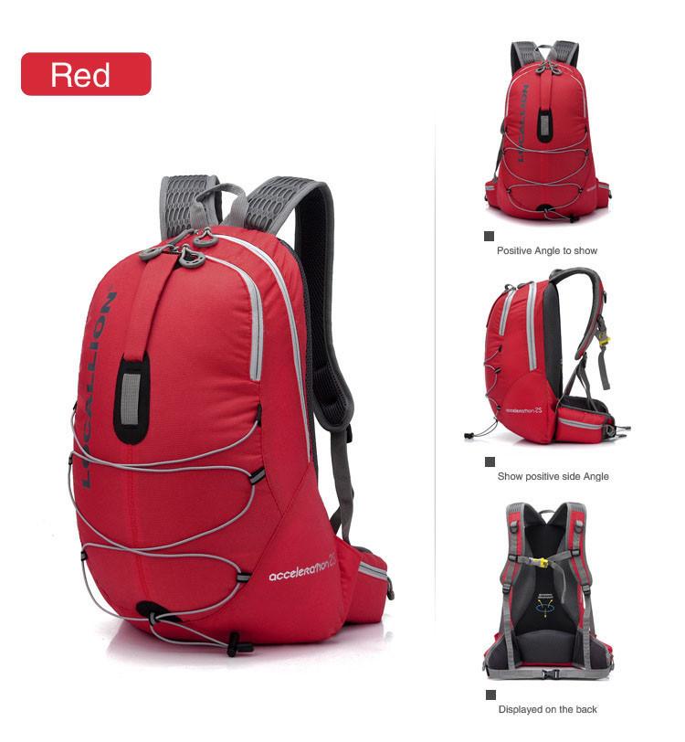 Рюкзак LocalLion, 20Л красный