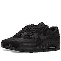 Оригинальные  кроссовки Nike Air Max 90 Essential Black & Black