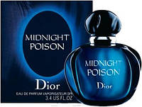 Женская парфюмированная вода Christian Dior Midnight Poison (Кристиан Диор Миднайт Пуазон), 100 мл.