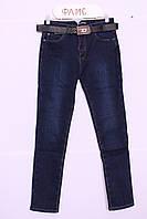 Женские  утепленные джинсы больших размеров(код 8830с)