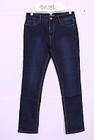 Женские  утепленные джинсы больших размеров (код 8824С)