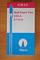 Ручка кулькова IAXAU 555 синя