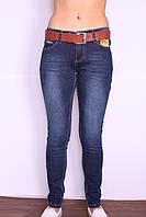 Женские утепленные джинсы на флисе (код 2338)