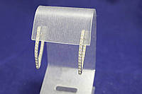 Серьги серебро 925 пробы АРТ68